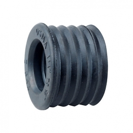 Osmaweld 4z343g 32mm Rubber Reducer To 21.5mm Grey