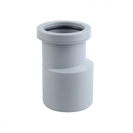 Osma Push-fit Waste 2w086g 50mm Reducer To 40mm Grey