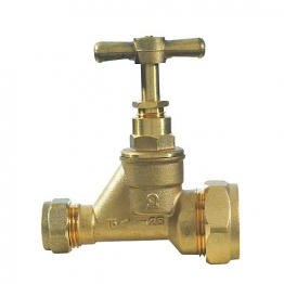 Brass Poly Stop Cock 20mm X 20mm