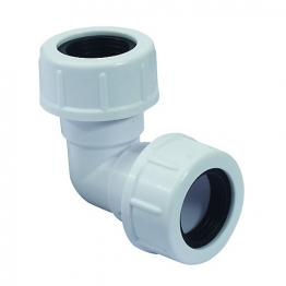 Mcalpine R2m 90 Deg Overflow Bend 19/23mm