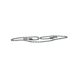 4trade Bath Ball Chain Chrome 450mm