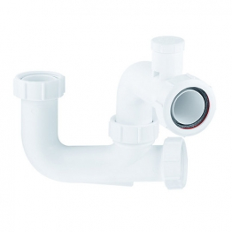 Mcalpine L10v Anti-vac Bath Trap 38mm X 75mm