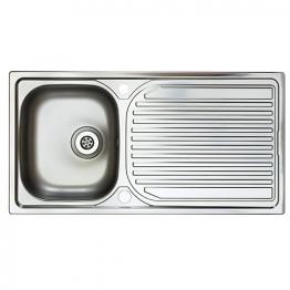 Aegean 1.0b Stainless Steel Inset Sink