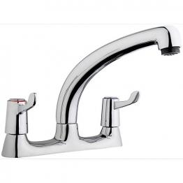 Iflo Lever Deck Mixer Sink Kitchen Tap