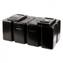 Polytank 392017 Rectangular Cistern 35 Gallon Including Full Kit
