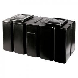Polytank 392021 Rectangular Cistern 42 Gallon Including Full Kit