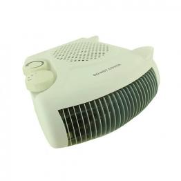 Portable Fan Heater 2kw 2 Heat Settings