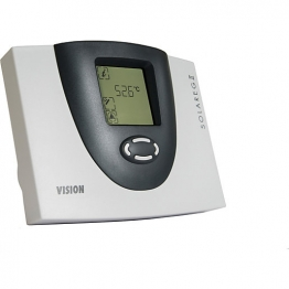 Solfex Con-vision Prozeda Vision Solar Thermal Controller