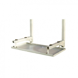 Drip Tray For Air Source Heat Pump Wall Brackets 1100mm Wide
