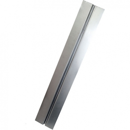 Solfex Aluminium Spreader Plate With Single Pipe Chanel