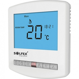 Solfex Slimline-n Thermostat For Use With Uh1