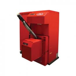 Grant Wps626lh110 Spira Wood Pellet Boiler 6-26kw C/w 110kg Pellet Store+auger