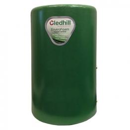 Gledhill Ebind24 Nvirofoam Copper Part L Indirect Grade 3 Lagged 166l 1200mm X 450mm