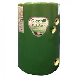 Gledhill Se36x18dir Direct Envirofoam Lagged Steel Cylinder 117l 900mm X 450mm