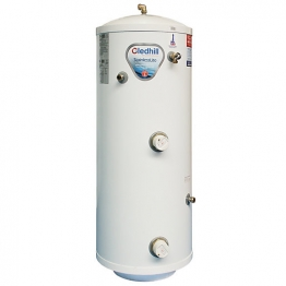 Gledhill Asl0020 Direct Stainless Steel Unvented Cylinder 210l