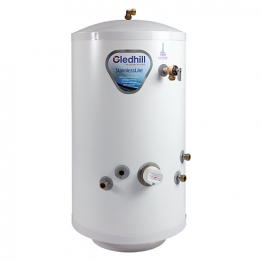 Gledhill Asl0050 Indirect Stainless Steel Unvented Cylinder 180l