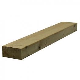 Sawn Timber Regularised Treated C16/c24 75mm X 175mm X 4.8m