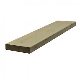 Sawn Timber Regularised C16 47mm X 200mm