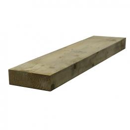 Sawn Timber Regularised C16 75mm X 225mm X 4.2m