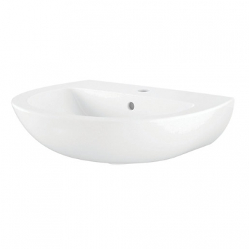Iflo Cascada Basin White 550mm X 450mm