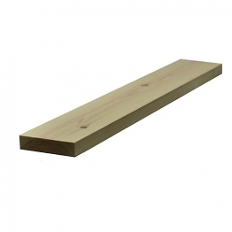 Redwood Planed Timber Standard 38mm X 150mm Finished Size 33mm X 144mm