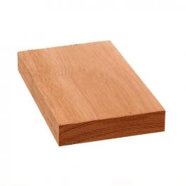 50x100mm Hardwood Planed Timber Red Grandis