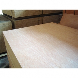 Hardwood Faced Plywood 18mm X 2440mm X 1220mm