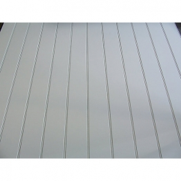 Primed Long Grooved Mdf Panel 9mm X 2440mm X 1215mm