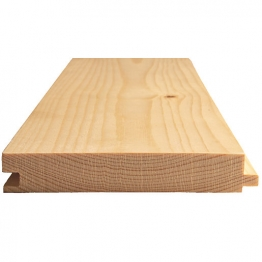 Tongue And Grooved Flooring Redwood Standard 25mm X 125mm (finished Size 20.5mm X 119mm)