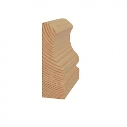 Tp Ogee Standard Architrave 25mm X 63mm X 2100mm