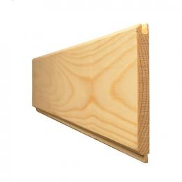 Redwood Cladding Tgv Standard 25mm X 150mm Finished Size 20mm X 144mm