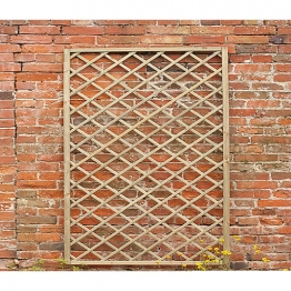 Forest Garden Rosemore Lattice Panel 1800mm X 900mm