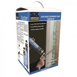 Sx Gun Grade Foam Starter Kit