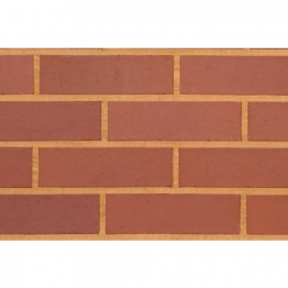 Ketley Class A Solid 73mm Smooth Red Engineering Brick Pack Of 368