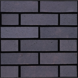 Ibstock Brick Staffordshire Slate Blue Smooth Pack Of 380