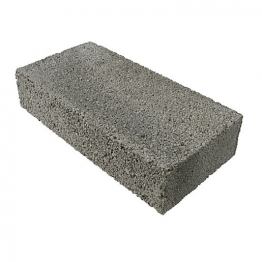 Solid Ultra Low Density Concrete Block 3.6n 100mm