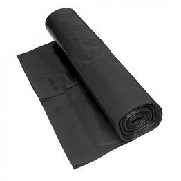 Visqueen Polythene Damp Promembrane Pifa Black 4m X 25m 250mu