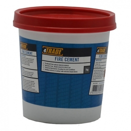4trade Ready Mixed Fire Cement Neutral Colour 1kg
