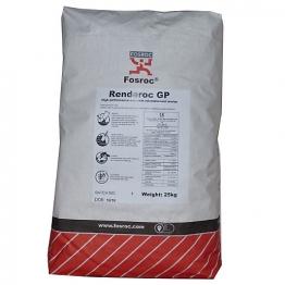Fosroc Renderoc Gp Concrete Mortar 25kg Bag 2197002