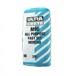 Ultracrete All Purpose Fast Set Mortar 25kg