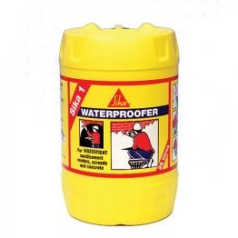 Sika 1 Integral Liquid Waterproofer 25l