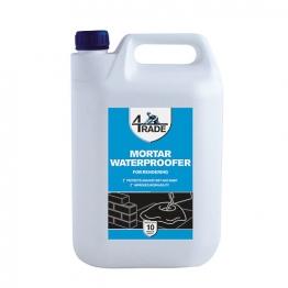 4trade Mortar Waterproofer 5 Litre