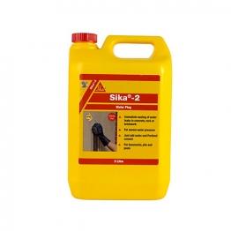 Sika 2 Waterplug Leak Sealing Admixture 5l