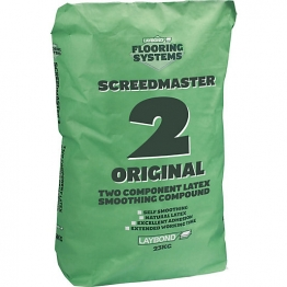 Laybond Screedmaster 2 Two Part Latex Levelling Compound Powder 23kg