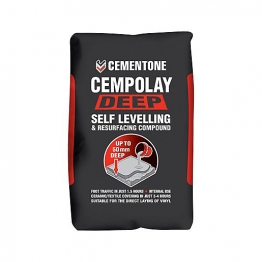 Cementone Cempolay Deep Floor Levelling Compound 20kg