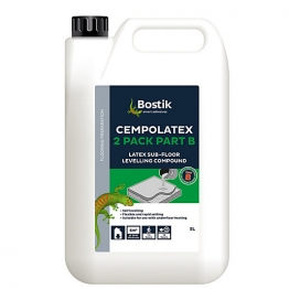 Cementone Cempolatex Two Part Levelling Compound Part B Liquid 5l