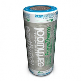 Knauf Earthwool Frametherm Roll 35 140mm (2 X 570mm) X 3.9m (4.45m