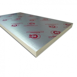 Celotex Pir Flooring Insulation Board 100mm Fi5100 2400mm X 1200mm (2.88m2/sheet)
