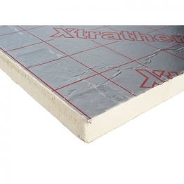 Xtratherm Pitched Roof Insulation Board 50mm X 1200mm X 2400mm