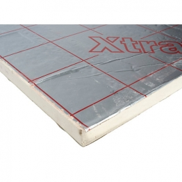 Xtratherm Pitched Roof Insulation Board 25mm X 1200mm X 2400mm